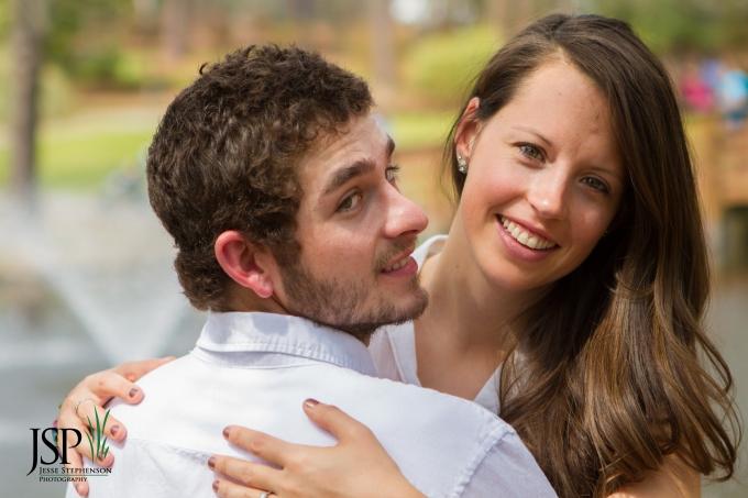 engaged couple wedding photography Kristen Blake