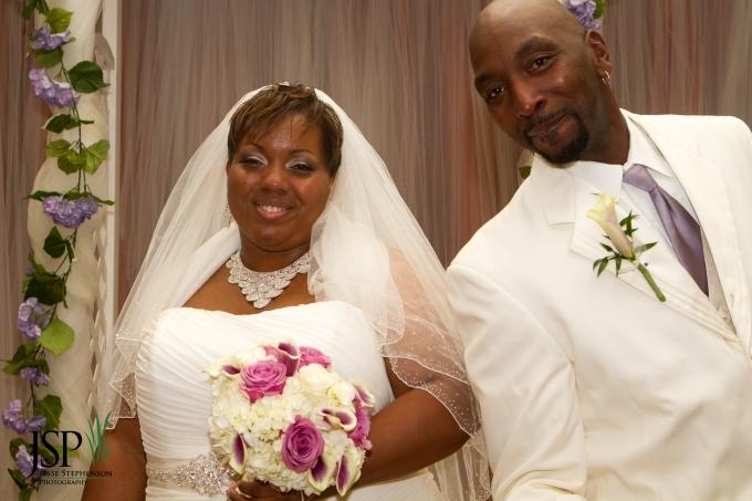 african american wedding,african american couple
