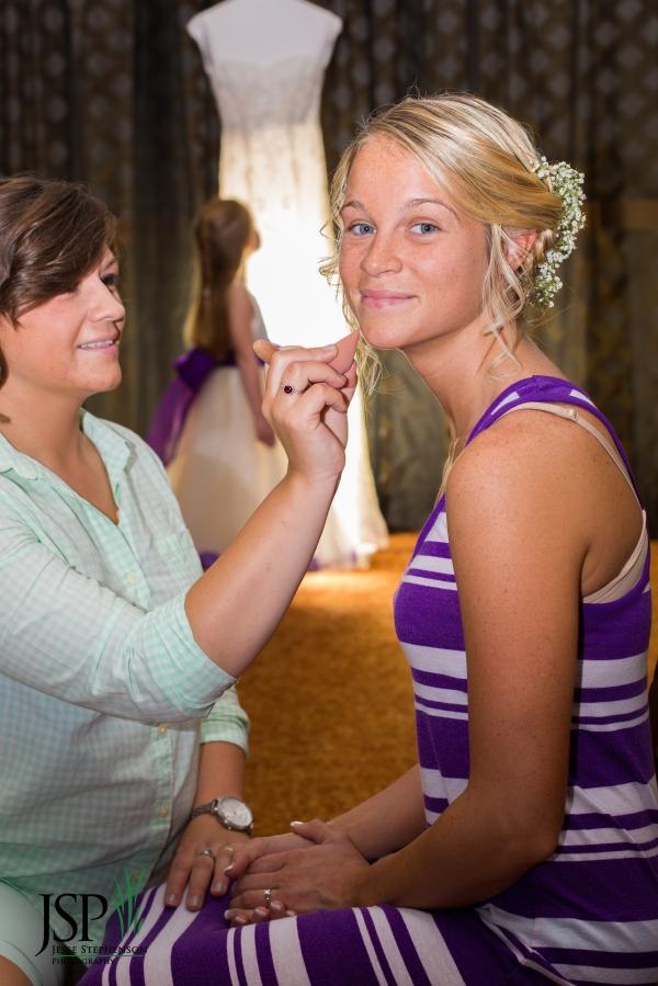 Wilmington Wedding Photography, Jesse Stephenson Photography, Wedding Preparation, Wedding dress photos, Bridal Photography
