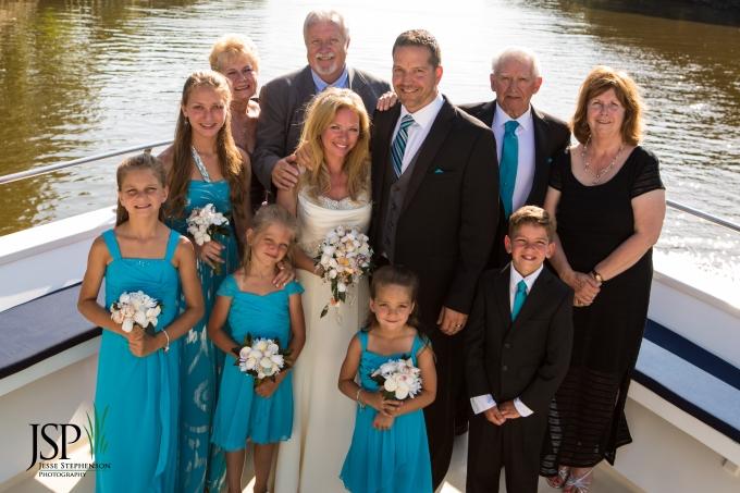 Formal Wedding Photos, Jesse Stephenson Photography, Wedding Photographer, Wilmington Weddings
