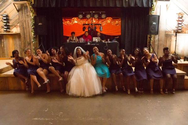 Wedding Reception, Jesse Stephenson Photography,
