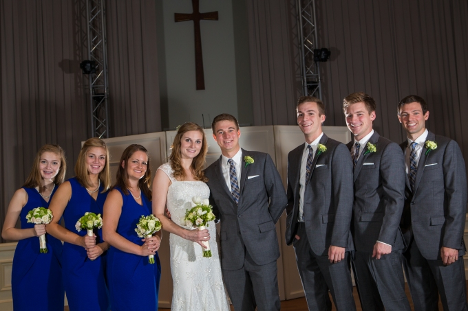 Formal Wedding Pictures, Jess Stephenson Photography